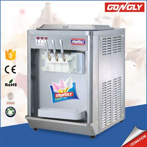 table top ice machine bql 808 1 table top soft ice cream machine view table top