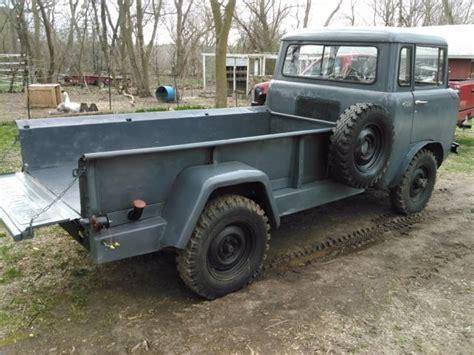1958 willys  overland F170 Jeep for sale   Willys Other
