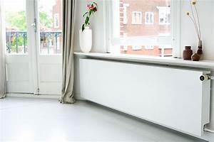 radiateur fonte deco un radiateur en fonte intgr lulot With salle de bain design avec radiateur ancien fonte décoré