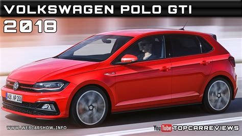 volkswagen polo gti review rendered price specs