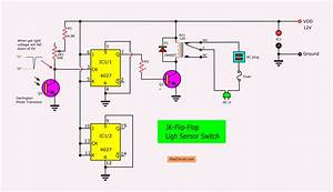 Digital Electronics Projects Using Flip