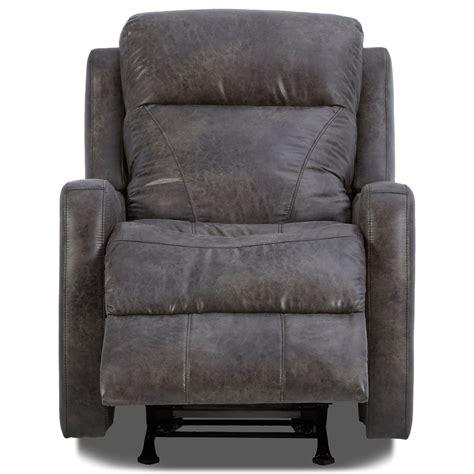 lumbar support recliner caprice power rocker recliner with power headrest and