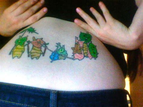 koroks tattoo