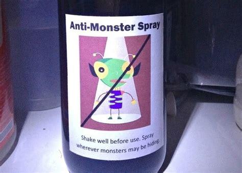 Anti-Monster Spray   Fabulous Farm Girl