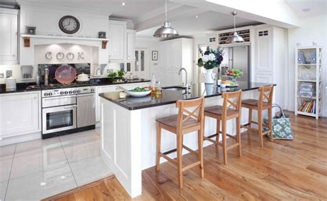 different types of kitchen flooring wood floors