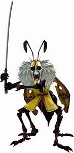 Samurai Wasp