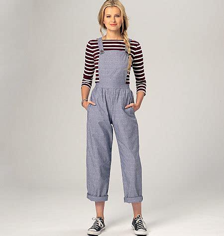 jumpsuit sewing pattern kwik sew 4138 misses 39 jumper and jumpsuit sewing pattern