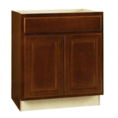 sink base kitchen cabinet  cognac eastern  stock