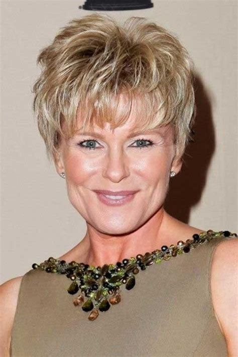 15 Photos Hairstyles for Short Hair for Women Over 50