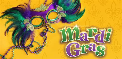 mardi gras celebration sat feb    pm
