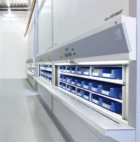industrial storage carousels remco equipment