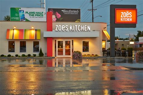 zoes kitchen wallace engineering
