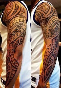 Tatouage Bras Complet Homme : maori tout bras ~ Dallasstarsshop.com Idées de Décoration