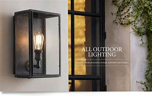 all outdoor lighting rh With rh modern outdoor lighting
