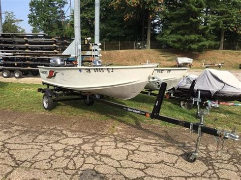 Alumacraft Boats Ohio by Alumacraft New And Used Boats For Sale In Oh