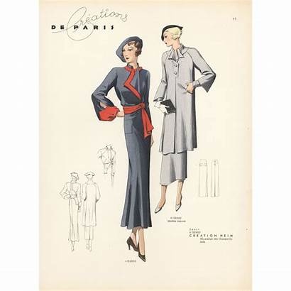Deco French 1937