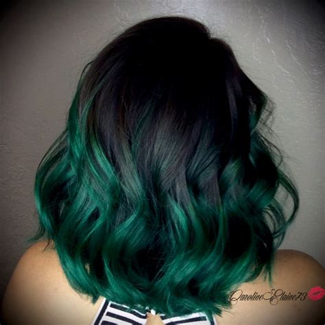 25 Best Ideas About Emerald Hair On Pinterest Emerald