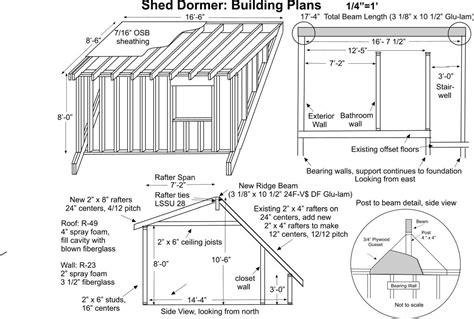 Dormer Construction Plans by Shed Dormer Jpg 1165 215 786 Carpentry Reference