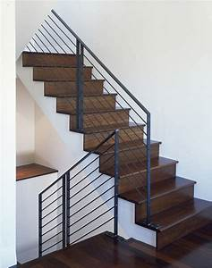 interior-metal-stair-railing-Staircase-Traditional-with