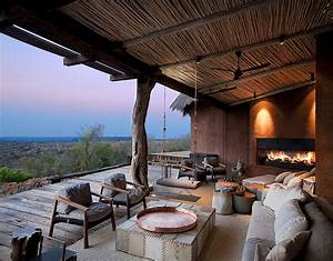 top 10 luxury safari lodges south africa the luxury With outdoor lighting ideas south africa
