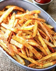 frites maison sans friteuse 1000 images about p 226 tes riz pommes de terre et accompagnements on gratin one