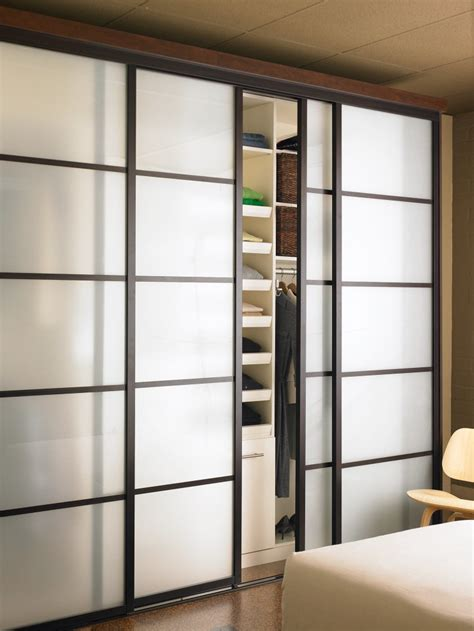 sliding closet doors for bedrooms 29 sles of interior doors with frosted glass interior
