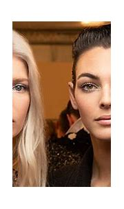 Here's how to recreate the backstage beauty look from ...