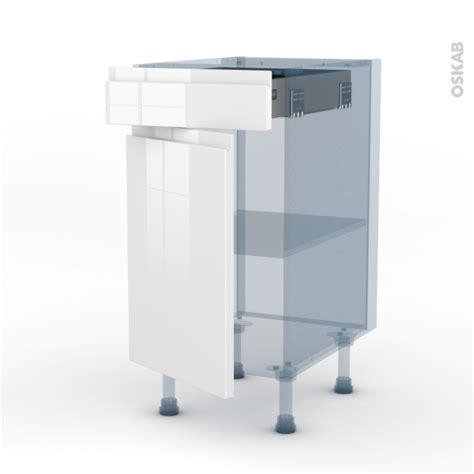 kit tiroir cuisine ipoma blanc kit rénovation 18 meuble bas cuisine 1 porte 1