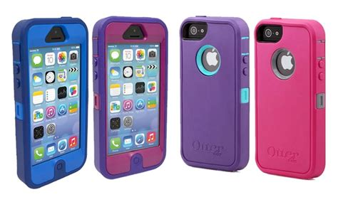 iphone 5 otterbox cases otterbox iphone 5 5s groupon goods