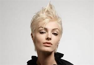 Coiffure Punk Femme Coiffure Punk Femme Cheveux Mi Long Coloration