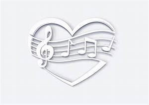 Notenschlüssel Mit Herz : liebe herz musik kostenloses bild auf pixabay ~ Watch28wear.com Haus und Dekorationen