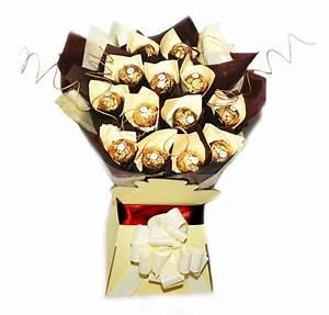 Diy Gifts for X-Mas Gift Ferrero Rocher Bouquet ...