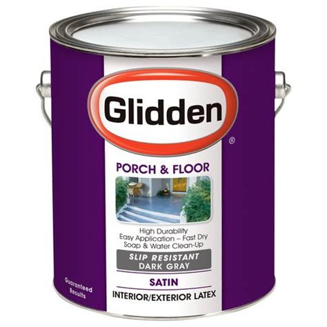 Glidden Porch And Floor Paint Steel Grey by Glidden Slip Resistant Gray Porch And Floor Paint 1
