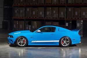 2012 H&R Springs Ford Mustang GT 5.0 Project Legend Review & Specs