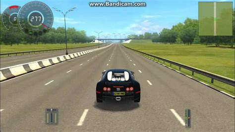 And that is the bugatti veyron! Bugatti Veyron at 406 Kmph in City Car Driving - YouTube