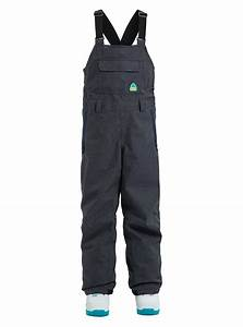 Burton Boys 39 Skylar Bib Pant True Black Large Amazon Ca