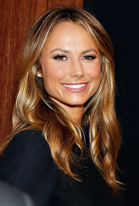 stacy keibler   weeks  save  world launch event