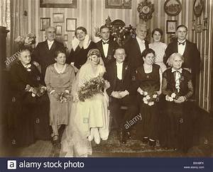 people, parties, wedding party, group picture, Berlin ...