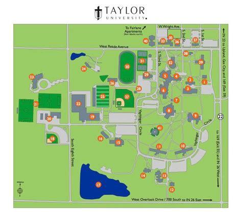 University Toledo Campus Map Parking