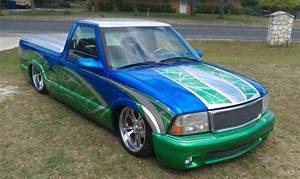 Purchase Used 95 Chevy S10 Custom Truck In San Antonio