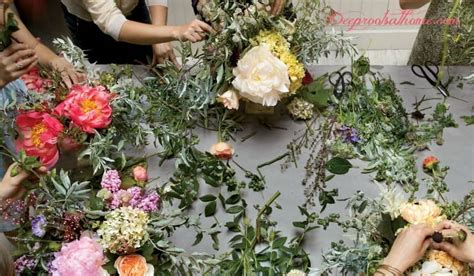 Flowers On Your Table/the Secret To Long-lasting Cut Flowers