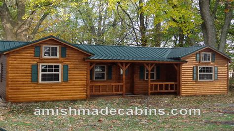 amish cabin company prices pre built cabins for delivery amish built cabin kits log