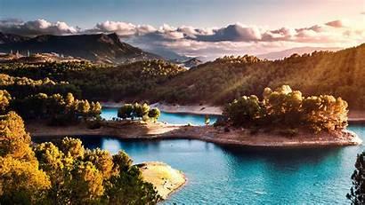 4k Landscape Wallpapers Sunny Ultra Paisagem Parede