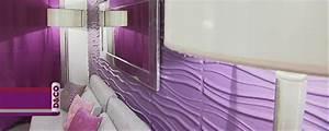 Deco Mural Salon : panneau mural 3d panneaux muraux 3d wallart ~ Teatrodelosmanantiales.com Idées de Décoration