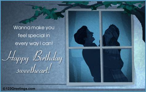 happy birthday sweetheart  birthday   ecards greeting cards