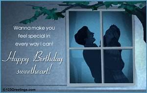 Happy Birthday Sweetheart! Free Birthday for Her eCards ...