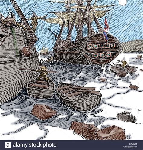 boston tea party  december  american leaders