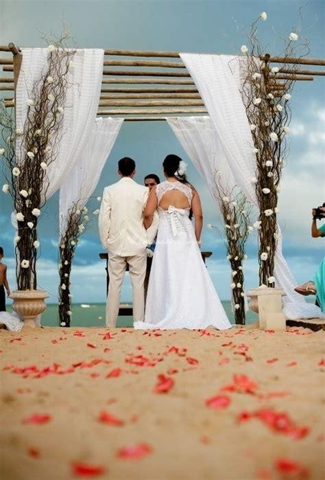 casamento na praia ideias  dicas