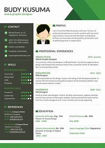 40 resume template designs freecreatives With cv template design free