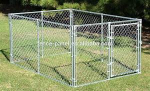 outdoor galvanized steel dog kennel fence panel buy dog With chain link dog kennel panels